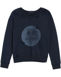 Mother - The Square Crew Sweater - Lyst
