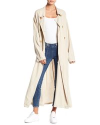 Free People - Sweet Melody Duster Jacket - Lyst