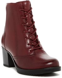 Dansko - Ames Antiqued Calf Boot - Lyst