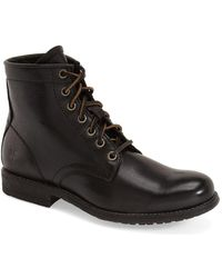 Frye - Tyler Lace-up Boot - Lyst