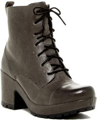 Kork-Ease - Cona Military Boot - Lyst