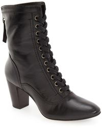 Johnston & Murphy - 'adaline' Lace-up Boot (women) - Lyst
