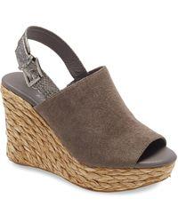 Matisse - Frisco Platform Wedge Sandal - Lyst