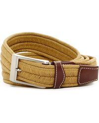 Tommy Bahama - Stretch Woven Web Belt - Lyst