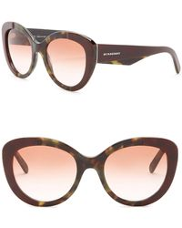 5a2d9efe84b6 Lyst - Burberry Be2141 Women s Optical Frames in Brown