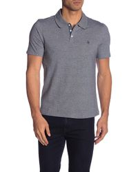Original Penguin - Feeder Stripe Short Sleeve Polo - Lyst