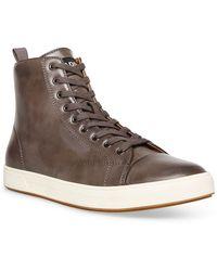 Madden Krooly High Top Sneaker - Grey