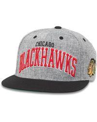 American Needle Chicago Blackhawks Stanton Snapback Cap - Multicolor