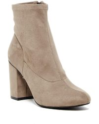 Kenneth Cole Reaction - Time For Fun Stretch Bootie - Lyst