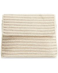 Sole Society - Beaded Clutch - Lyst