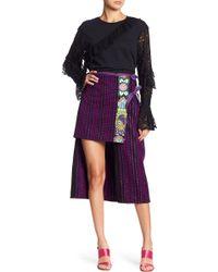 Anna Sui - Gathering Skirt - Lyst