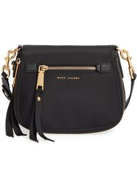 Marc Jacobs Trooper - Small Nomad Nylon Crossbody Bag - Black