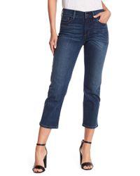 NYDJ - Marilyn Relaxed Capri Jeans - Lyst