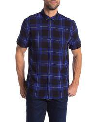 The Rail - Yarn Dyed Plaid Shirt - Lyst