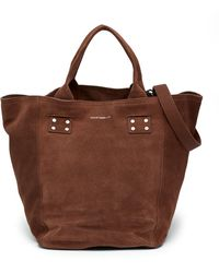Lucky Brand - Koi Leather Tote - Lyst