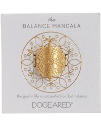 Dogeared   The Balance Mandala Ring   Lyst