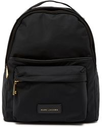 Marc Jacobs Large Nylon School Backpack - Black