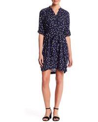 Beach Lunch Lounge - Shelli 3/4 Sleeve Print Dress - Lyst