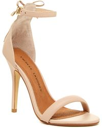 Chinese Laundry - Jealous Laced Sandal - Lyst