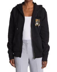Moschino Bear Sweatshirt - Black