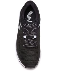 361 Degrees 361 Sensation 3 Running Sneaker - Black