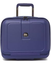 Delsey Helium Shadow 4.0 Underseater Suitcase - Blue