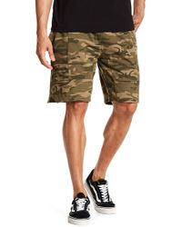American Stitch - Pique Camo Shorts - Lyst