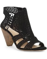 Vince Camuto - Esten Perforated Sandal - Lyst