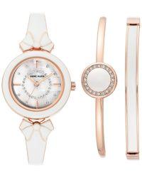 Citizen Women's Diamond Dial Bracelet Watch, 30mm - Metallic
