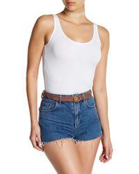 Felina - Layering Bodysuit - Lyst