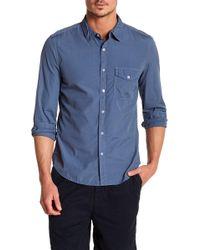 Save Khaki - Poplin Work Classic Fit Shirt - Lyst