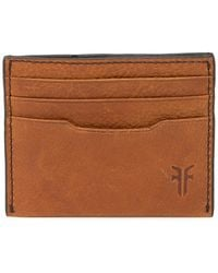 Frye - Leather Card Case - Lyst