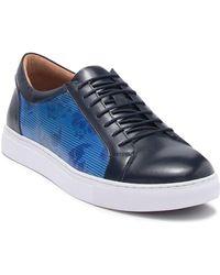 Robert Graham Ornett Sneaker - Blue