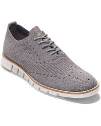 Cole Haan Zerogrand Stitchlite Oxford - Grey