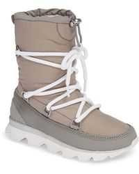 Sorel - Kinetic Waterproof Insulated Winter Boot - Lyst
