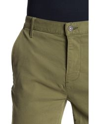 7 For All Mankind Chino Shorts - Green