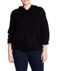 NAKEDCASHMERE - Alani Cashmere Hoodie (plus Size) - Lyst