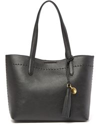 Cole Haan - Payson Small Leather Tote Bag - Lyst