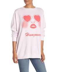 Wildfox - Hungover Road Trip Sweater - Lyst