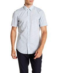 BOSS - Clasee Sharp Fit Shirt - Lyst