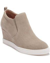 Caslon - (r) Aiden Wedge Sneaker (women) - Lyst