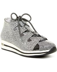 Miista | Kim Cut-out Sneaker | Lyst