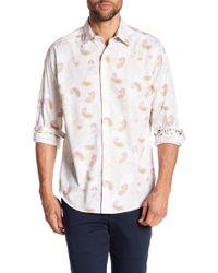 Robert Graham - Hendon Classic-fit Paisley Woven Sport Shirt - Lyst