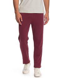 Jason Scott Garrett Drawstring Sweatpants - Red