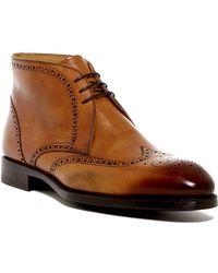 Magnanni - Regal Leather Chukka Boot - Lyst