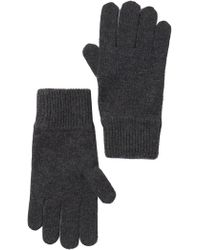 Theory - Verno Cashmere Gloves - Lyst