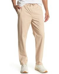 Onia Jimmy Drawstring Pants - Natural