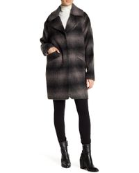Andrew Marc - Emery Front Button Coat - Lyst