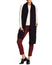 Kate Spade - Bow Detailed Scarf - Lyst