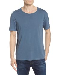 AG Jeans Ramsey Crew Neck T-shirt - Blue